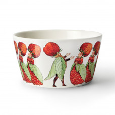 Bowl Dandelions Strawberry family