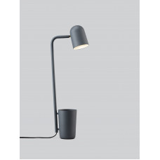 Table lamp Buddy Dark grey