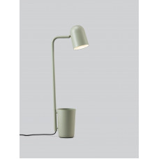 Table lamp Buddy Light green