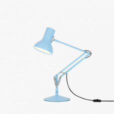 Type 75 mini desk lamp powder blue