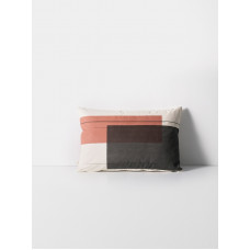 Colour Block Cushion - Large – 1