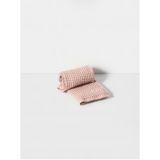 полотенце Organic Hand Towel - Rose