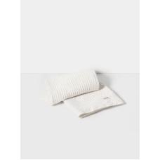 полотенце Organic Bath Towel - White