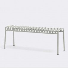 PALISSADE BENCH SKY GREY