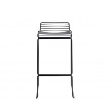 стул HEE BAR STOOL LOW черный