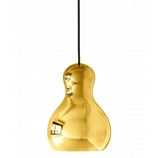 подвесной светильник calabash lamp pendant - GOLD CHROME LIGHTYEARS