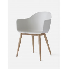 Harbour Chair Shell/Wood Base