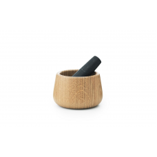 CRAFT MORTAR & PESTLE BLACK