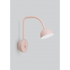 BLUSH WALL LIGHT - PINK