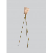 OSLO WOOD floor lamp