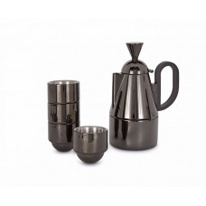 BREW STOVE TOP GIFTSET BLACK