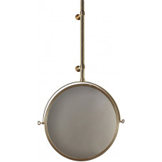 MIROIR MbE POLISHED BRASS